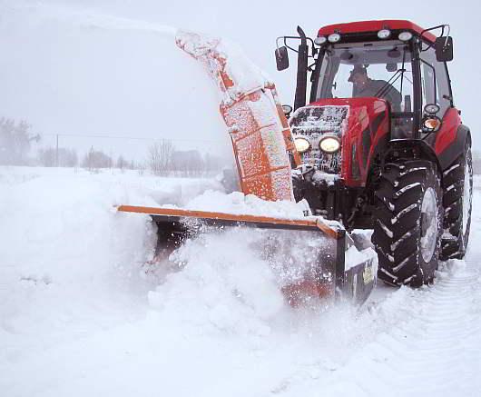 SNOW BLOWER PRONAR OW 1,5