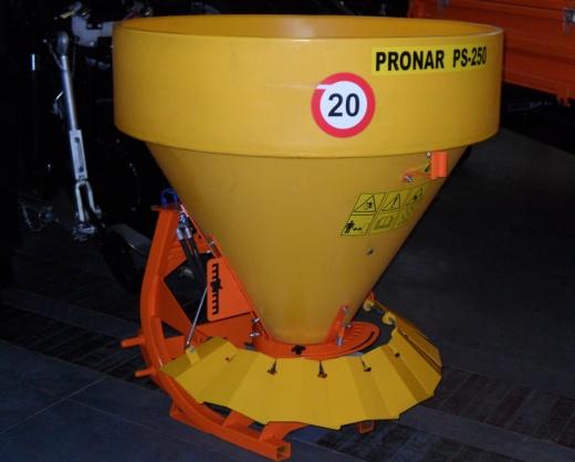 Posypywarka;KomTechnik;PS250