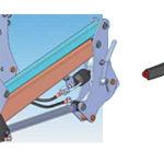 Akumulatory hydrauliczne nie zmniejszają pola widoczności i podnoszą komfort pracy